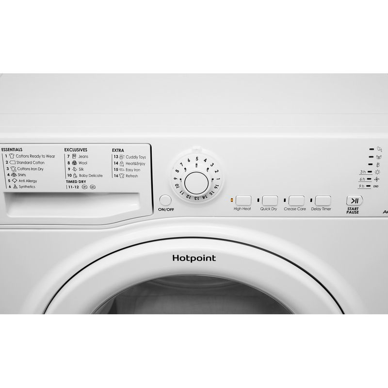 Hotpoint-Dryer-TCFS-73B-GP.9--UK--White-Lifestyle-control-panel