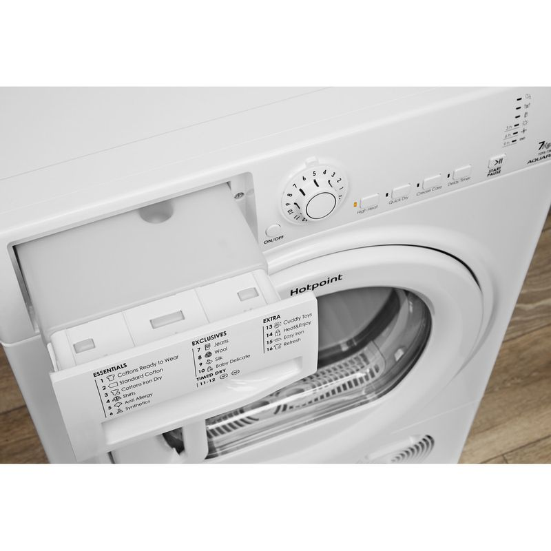 Hotpoint-Dryer-TCFS-73B-GP.9--UK--White-Drawer