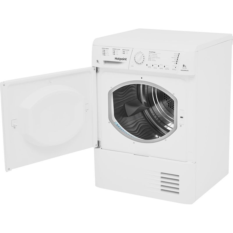 Hotpoint-Dryer-TCHL-870-BP.9--UK--White-Perspective_Open