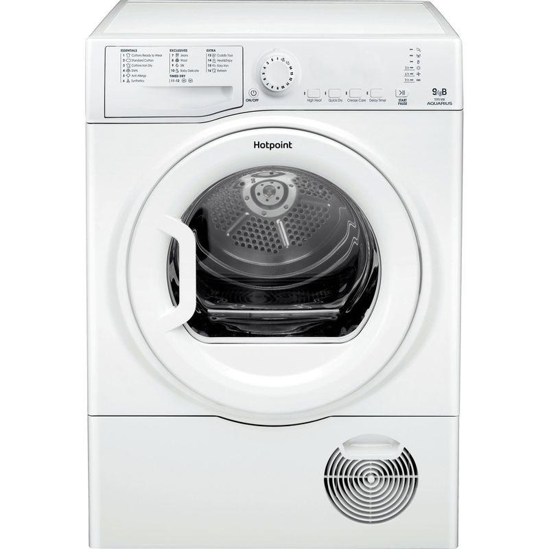 Hotpoint-Dryer-TCFS-93B-GP.9--UK--White-Frontal
