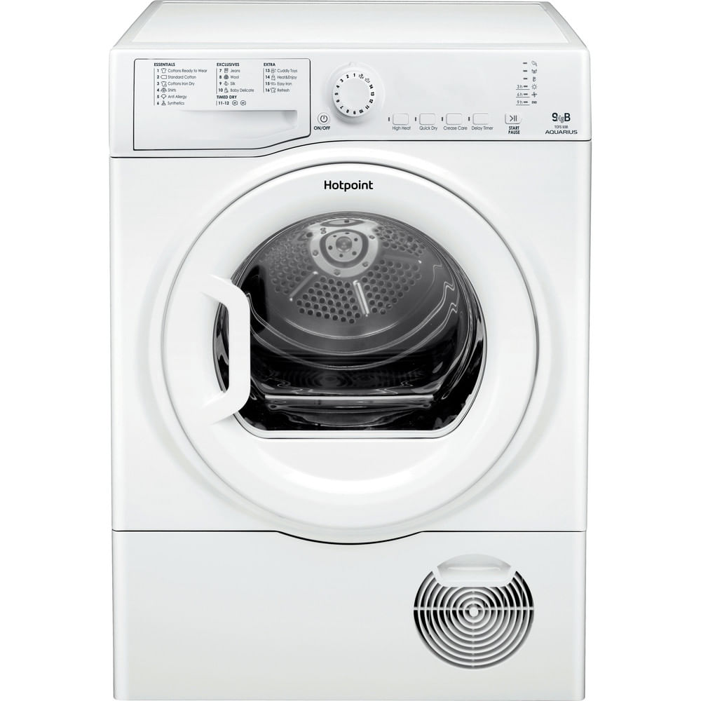 Hotpoint Freestanding tumble dryer TCFS 93B GP.9 (UK) : discover the specifications of our home appliances and bring the innovation into your house and family.