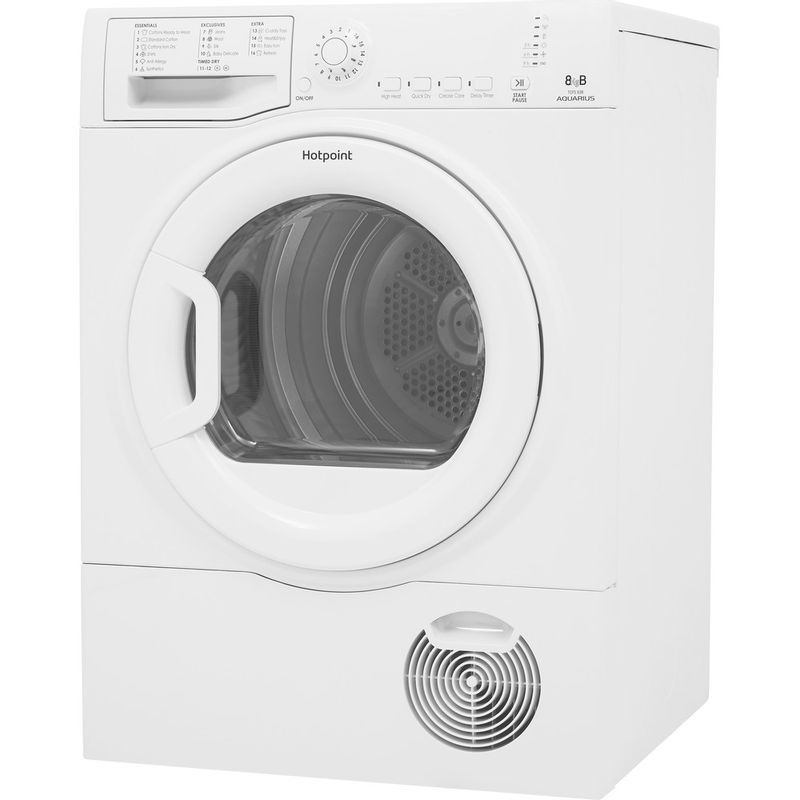 Hotpoint-Dryer-TCFS-93B-GP.9--UK--White-Perspective