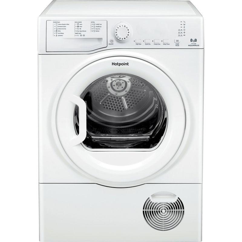 Hotpoint-Dryer-TCFS-83B-GP.9--UK--White-Frontal