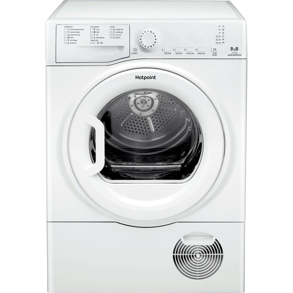 Hotpoint Freestanding tumble dryer TCFS 83B GP.9 (UK) : discover the specifications of our home appliances and bring the innovation into your house and family.