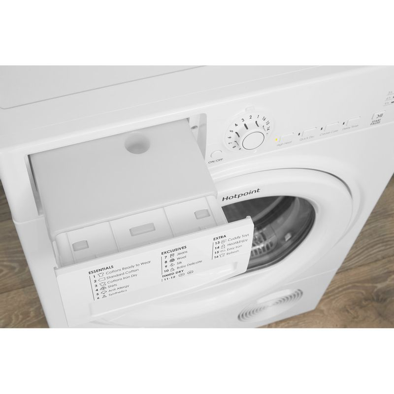 Hotpoint-Dryer-TCFS-83B-GP.9--UK--White-Drawer