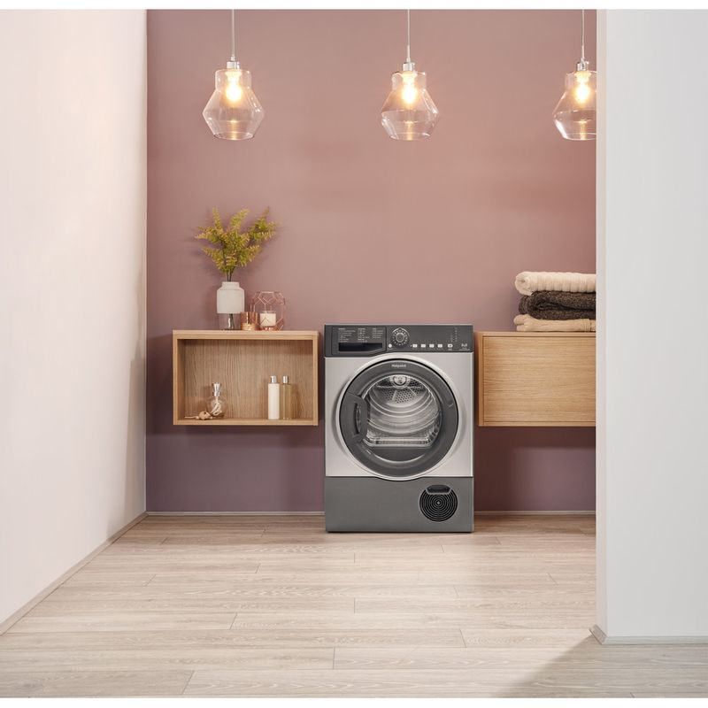 Hotpoint-Dryer-TCFS-83B-GG.9--UK--Graphite-Lifestyle-frontal