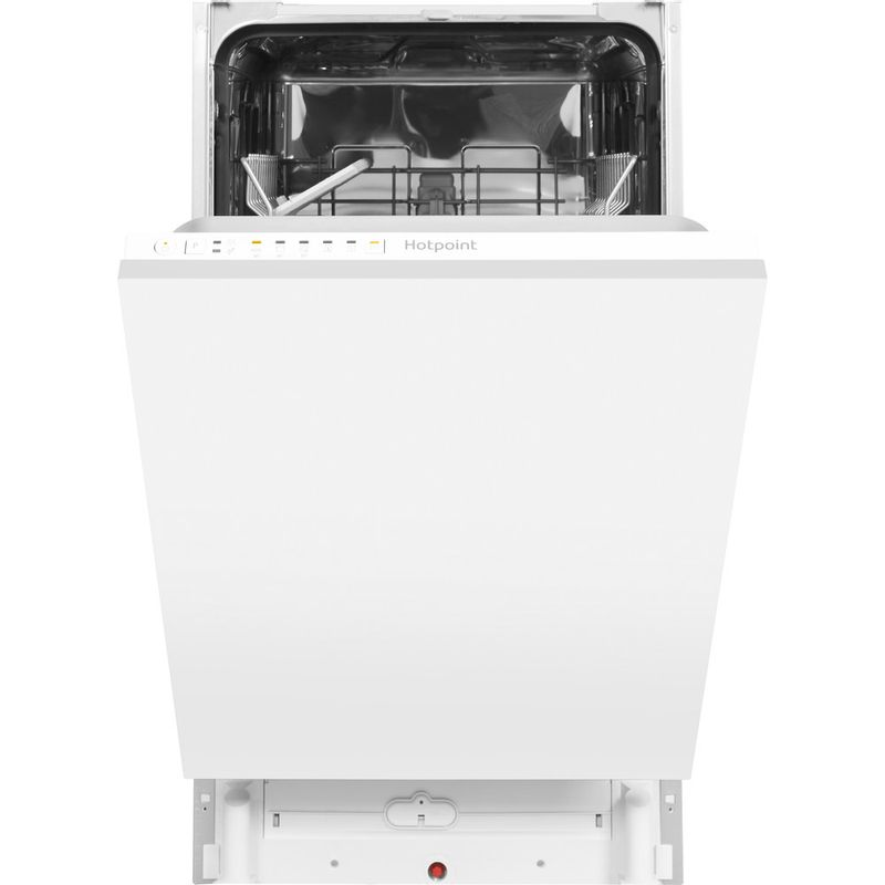 Hotpoint-Dishwasher-Built-in-HSIE-2B19-UK-Full-integrated-A--Frontal