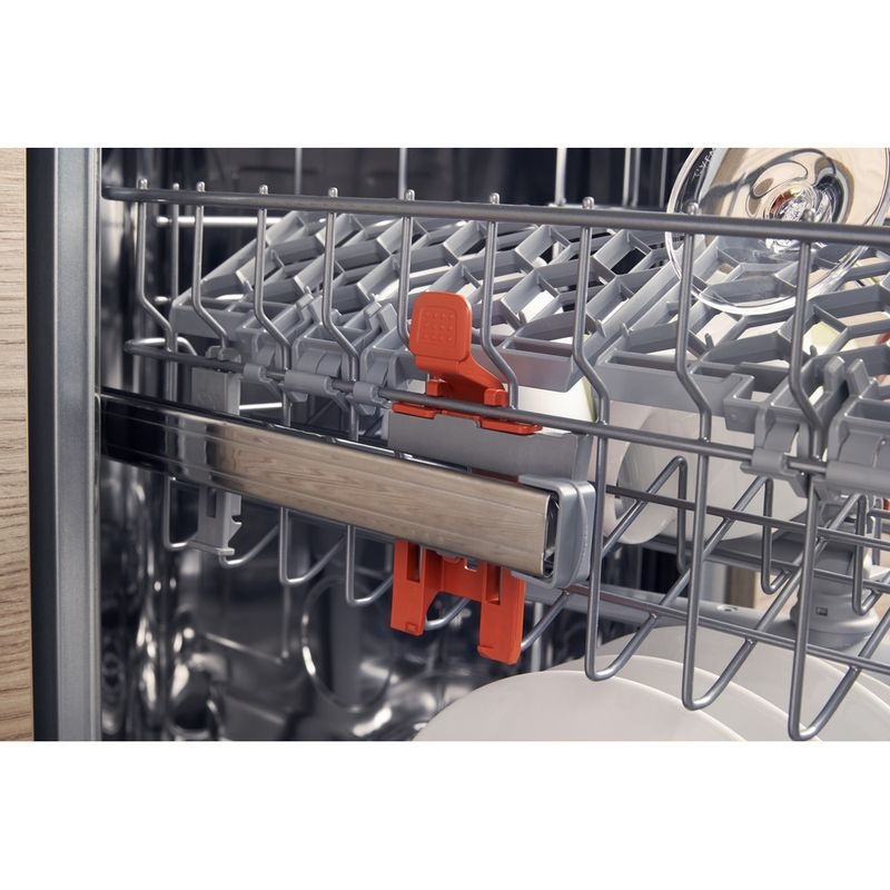 Hotpoint-Dishwasher-Built-in-HSIE-2B19-UK-Full-integrated-A--Rack