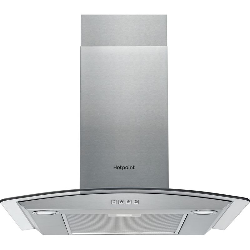 Hotpoint-HOOD-Built-in-PHGC6.4-FLMX-Inox-Wall-mounted-Electronic-Frontal