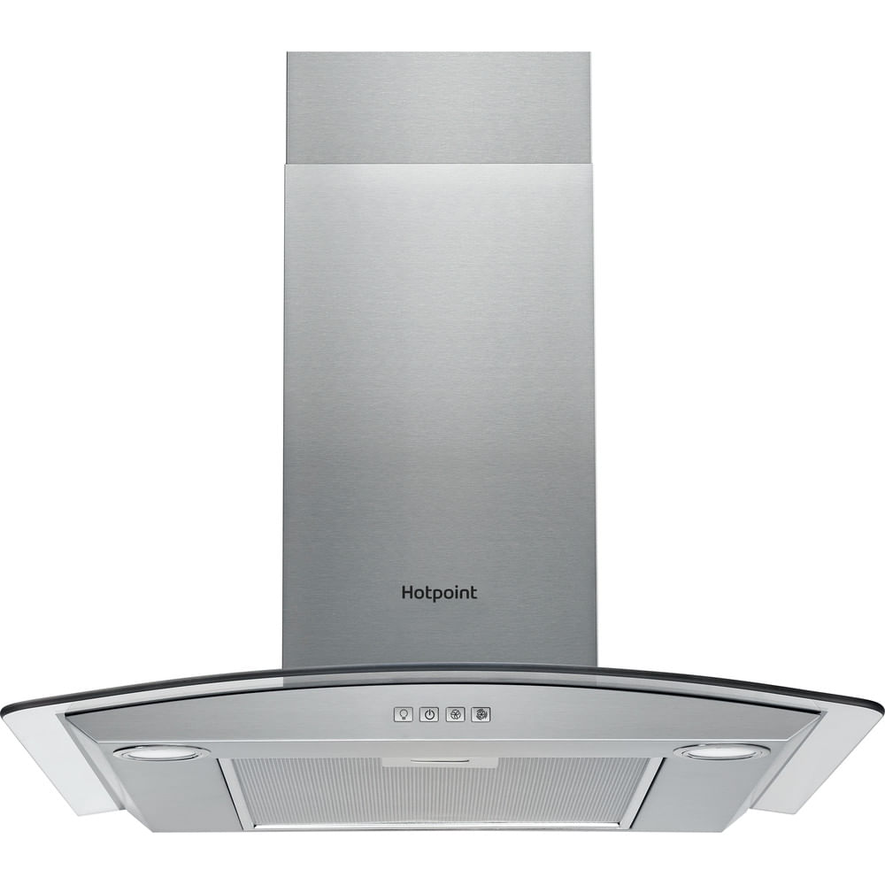 Hotpoint Cooker hood PHGC6.4 FLMX : discover the specifications of our home appliances and bring the innovation into your house and family.