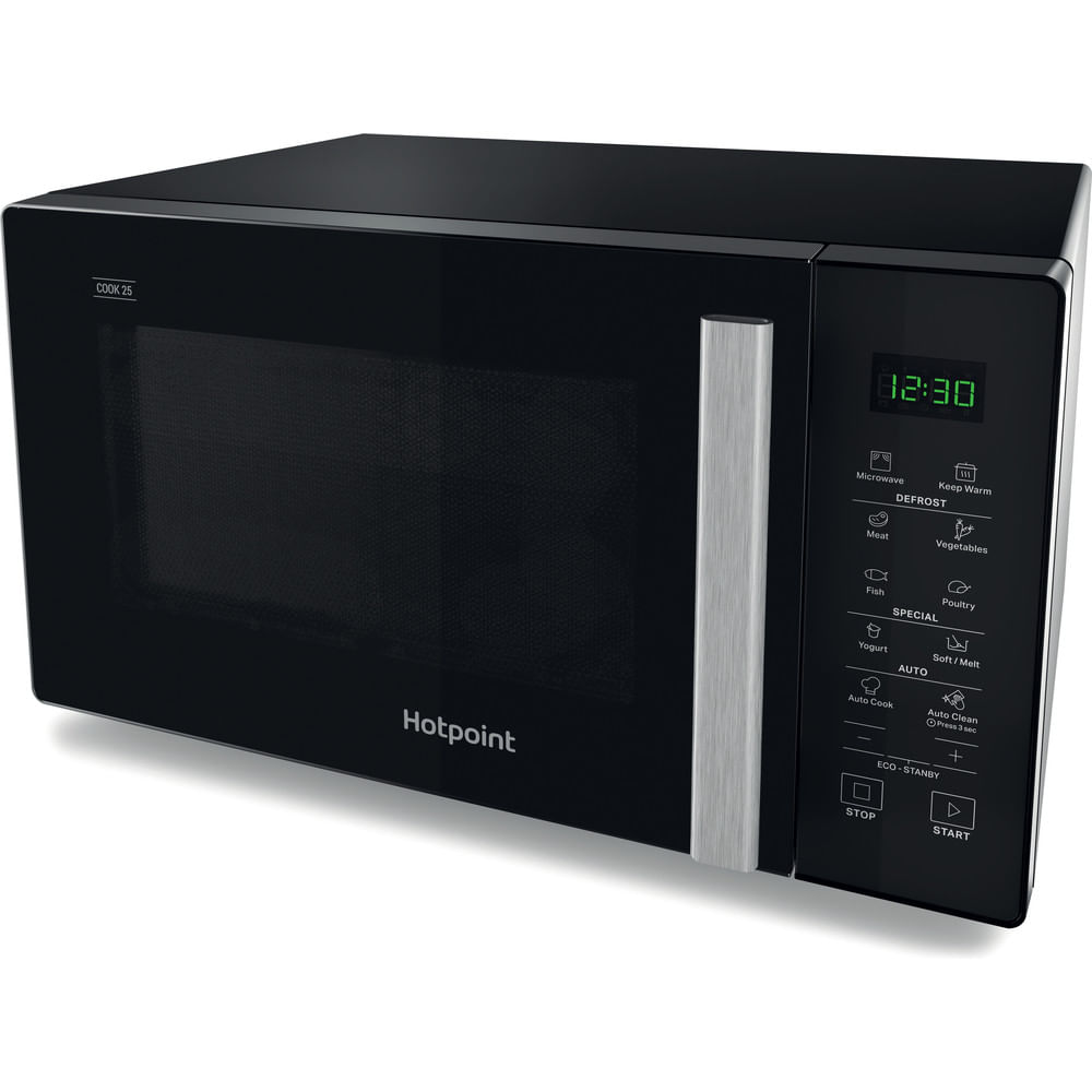 Hotpoint Freestanding Microwave oven MWH 251 B : discover the specifications of our home appliances and bring the innovation into your house and family.