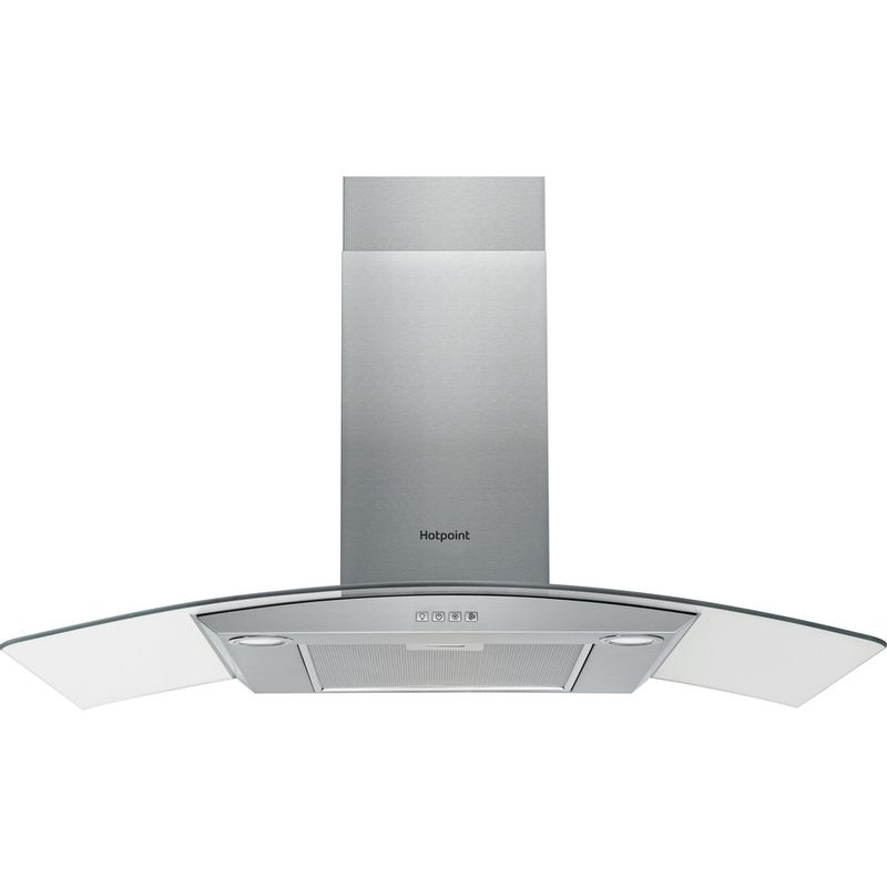 Hotpoint-HOOD-Built-in-PHGC9.4FLMX-Inox-Wall-mounted-Mechanical-Frontal