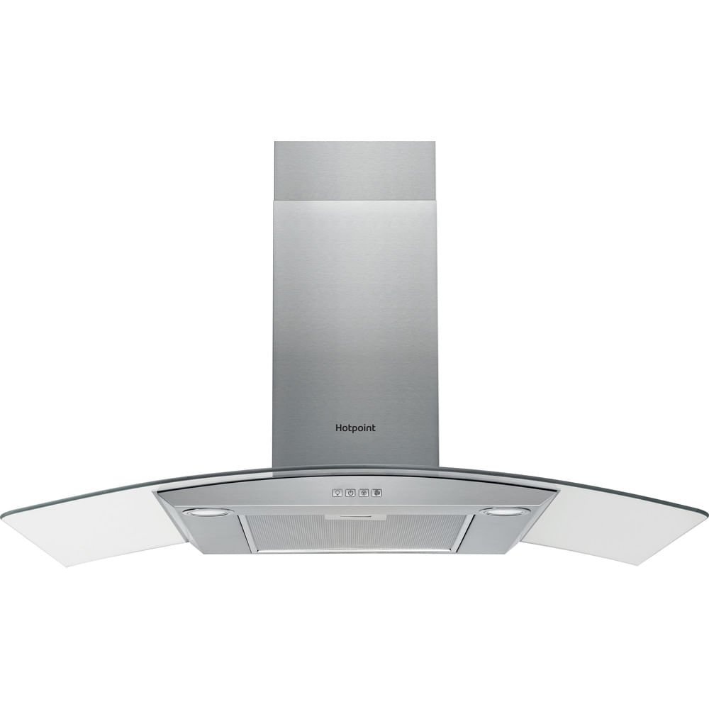 Hotpoint Cooker hood PHGC9.4FLMX : discover the specifications of our home appliances and bring the innovation into your house and family.