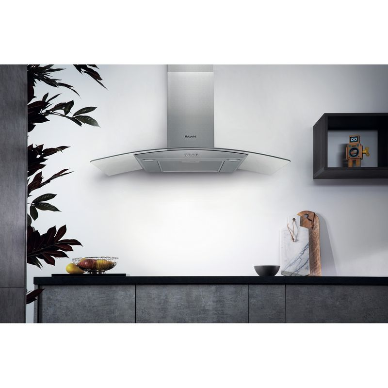 Hotpoint-HOOD-Built-in-PHGC9.4FLMX-Inox-Wall-mounted-Mechanical-Lifestyle_Frontal