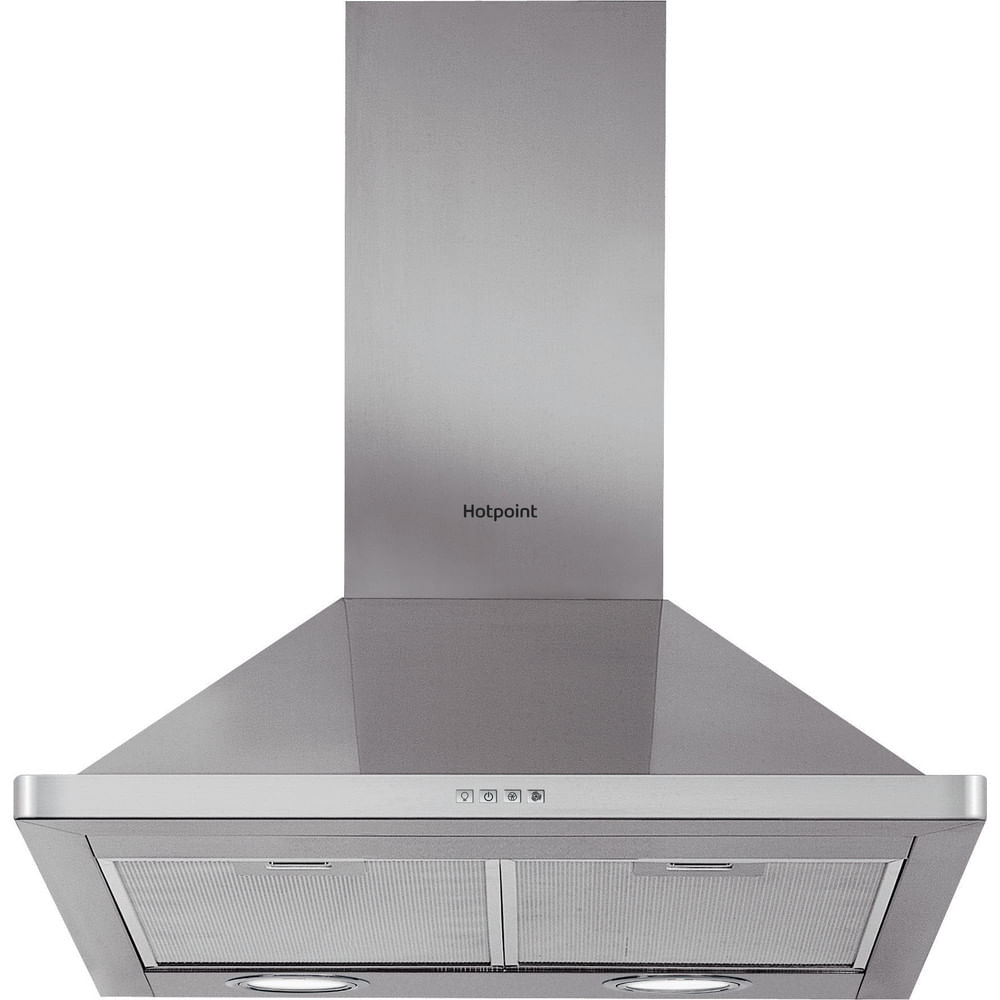 Hotpoint Cooker hood PHPN6.5 FLMX : discover the specifications of our home appliances and bring the innovation into your house and family.
