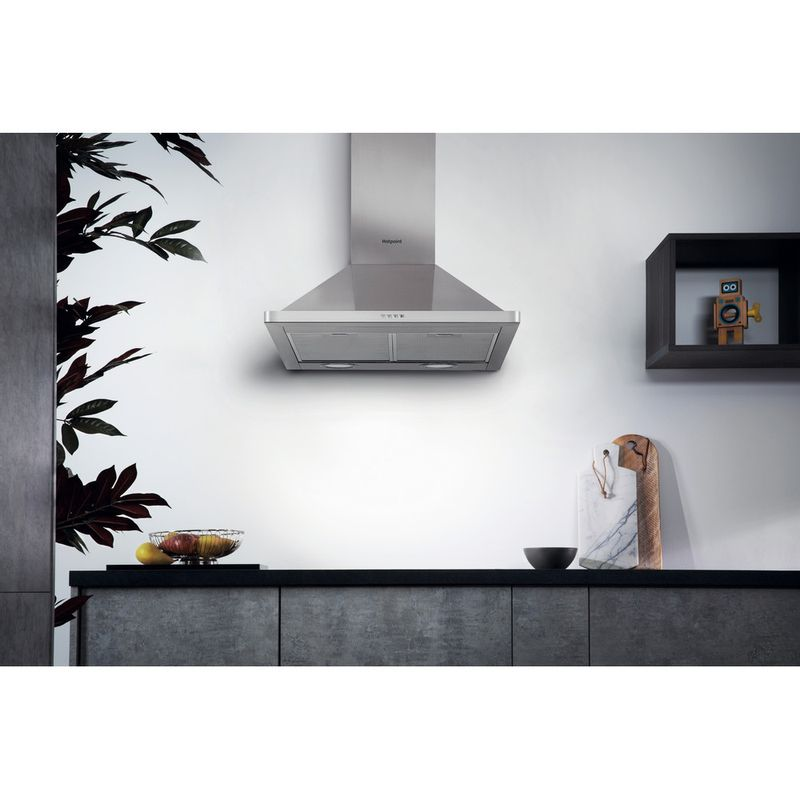 Hotpoint-HOOD-Built-in-PHPN6.5-FLMX-Inox-Wall-mounted-Mechanical-Lifestyle_Frontal