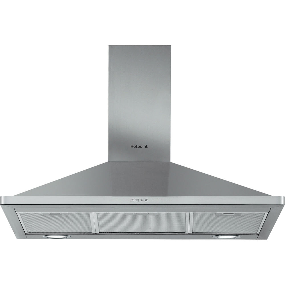 Hotpoint Cooker hood PHPN9.5FLMX : discover the specifications of our home appliances and bring the innovation into your house and family.