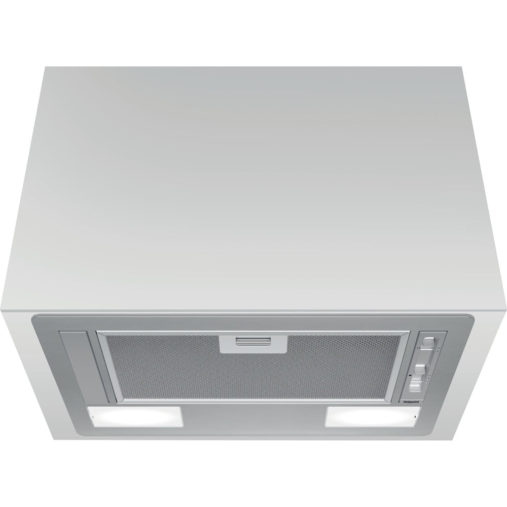 Hotpoint Cooker hood PCT 64 F L SS : discover the specifications of our home appliances and bring the innovation into your house and family.