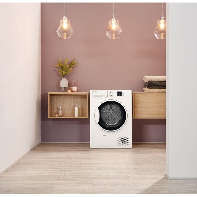 Hotpoint-Dryer-NT-M10-81WK-UK-White-Lifestyle-frontal