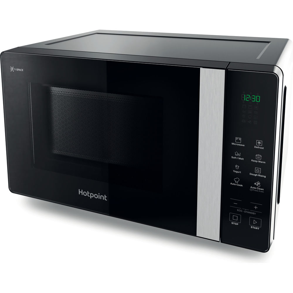Hotpoint Freestanding Microwave oven MWHF 201 B : discover the specifications of our home appliances and bring the innovation into your house and family.