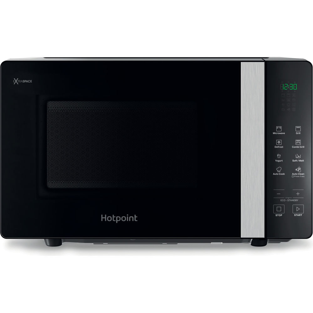 Hotpoint Freestanding Microwave oven MWHF 203 B : discover the specifications of our home appliances and bring the innovation into your house and family.