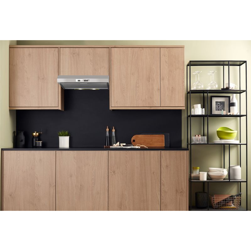 Hotpoint-HOOD-Built-in-PSLMO-65F-LS-X-Inox-Built-in-Mechanical-Lifestyle_Frontal