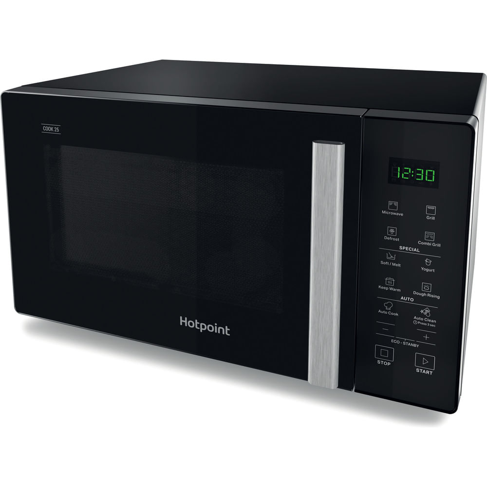Hotpoint Freestanding Microwave oven MWH 253 B : discover the specifications of our home appliances and bring the innovation into your house and family.