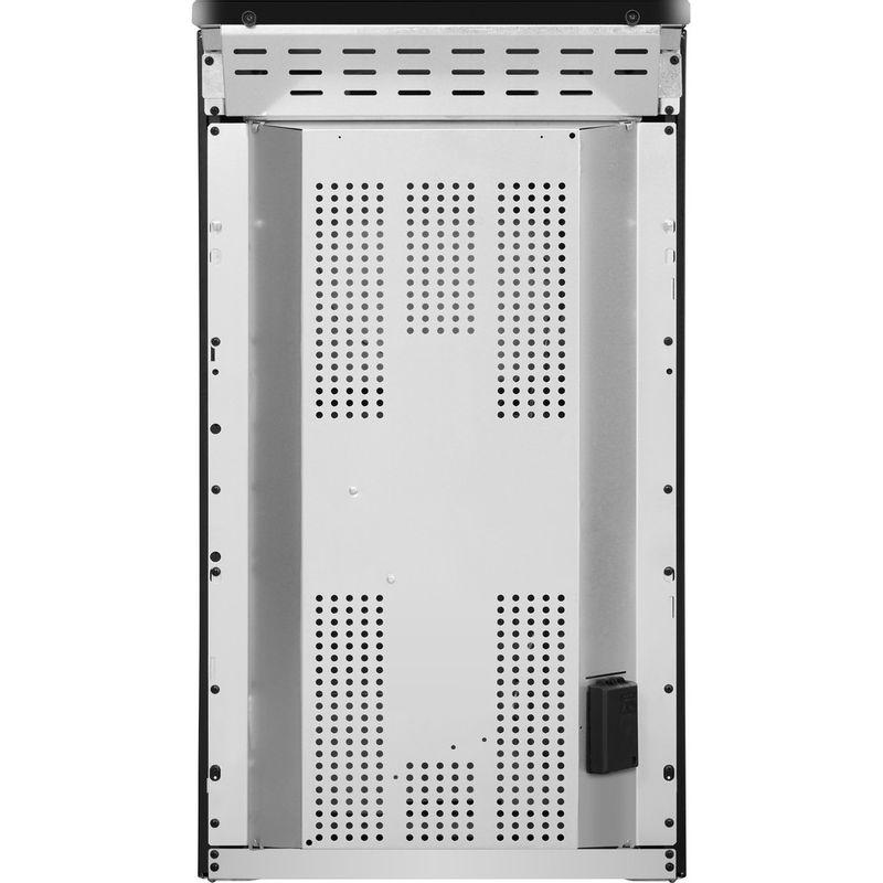 Hotpoint-Double-Cooker-HD5V92KCB-UK-Black-A-Vitroceramic-Back---Lateral