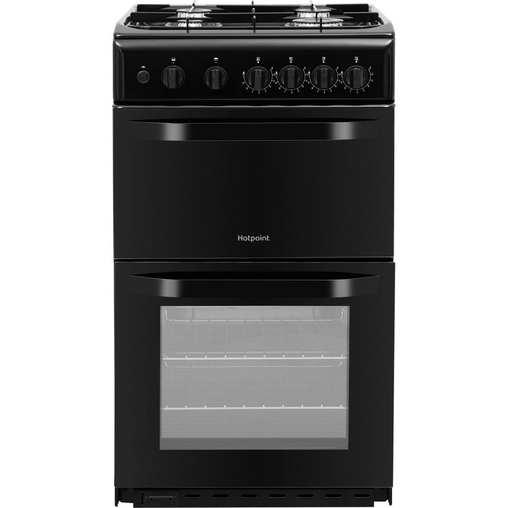 Hotpoint Double Cooker HD5G00KCB/UK : discover the specifications of our home appliances and bring the innovation into your house and family.