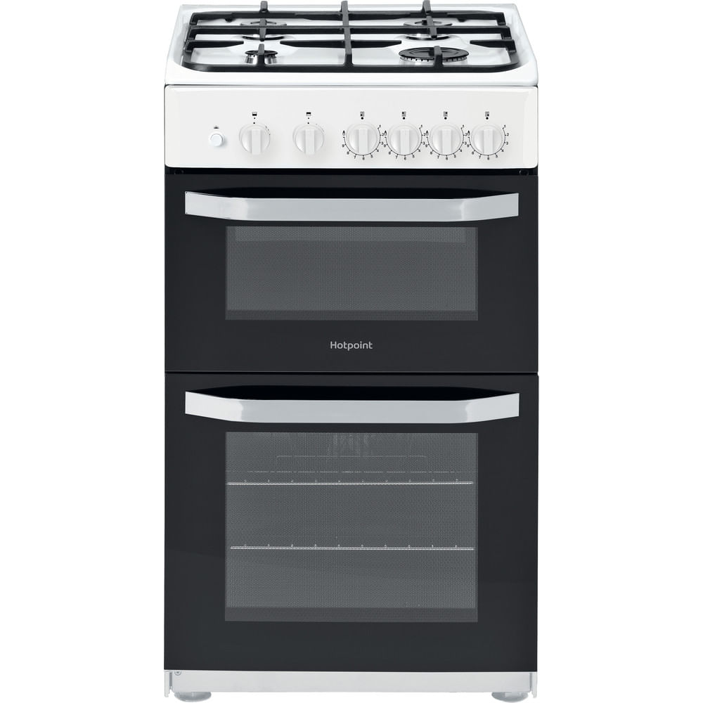 Hotpoint Double Cooker HD5G00KCW/UK : discover the specifications of our home appliances and bring the innovation into your house and family.