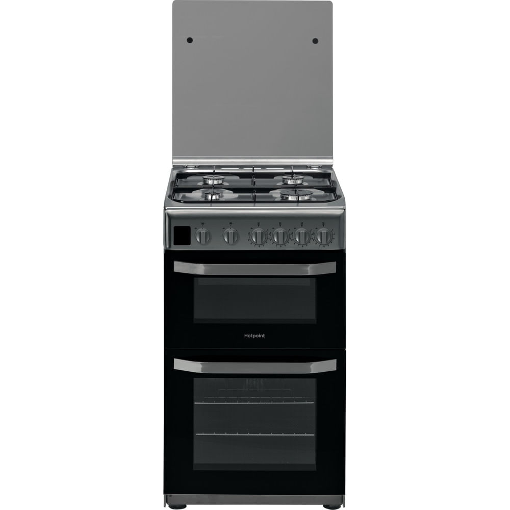 Hotpoint Double Cooker HD5G00CCX/UK : discover the specifications of our home appliances and bring the innovation into your house and family.