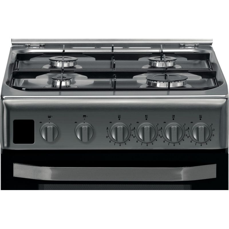 Hotpoint-Double-Cooker-HD5G00CCX-UK-Inox-A--Stainless-steel-Control-panel