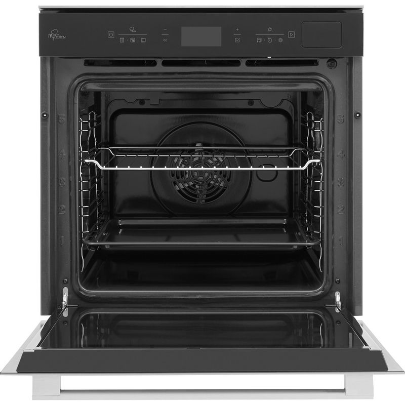 Hotpoint-OVEN-Built-in-SI9-S8C1-SH-IX-H-Electric-A--Frontal-open