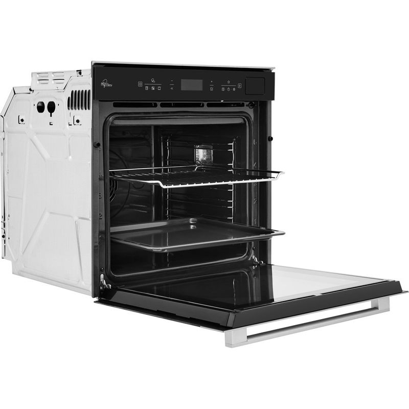 Hotpoint-OVEN-Built-in-SI9-S8C1-SH-IX-H-Electric-A--Perspective-open