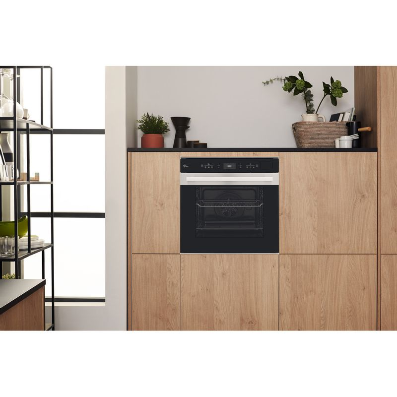 Hotpoint-OVEN-Built-in-SI9-S8C1-SH-IX-H-Electric-A--Lifestyle-frontal