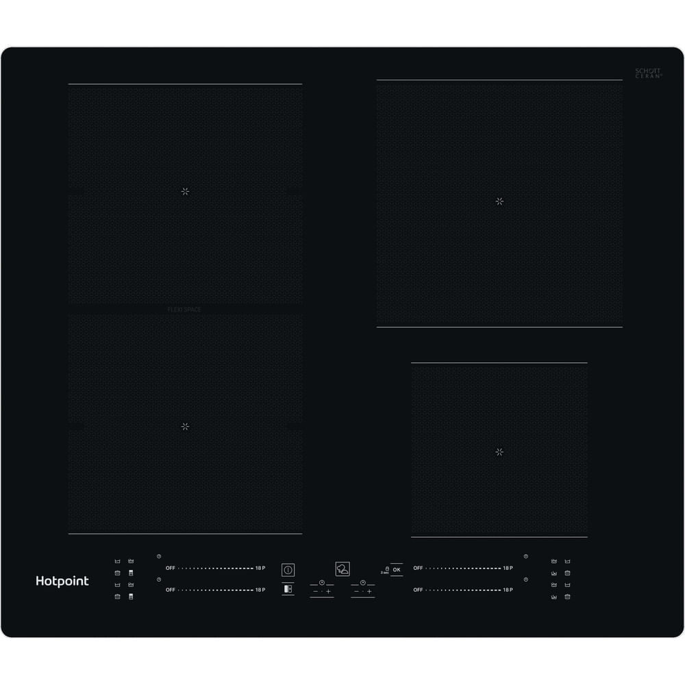 Hotpoint Induction Hob TS 5760F NE : discover the specifications of our home appliances and bring the innovation into your house and family.