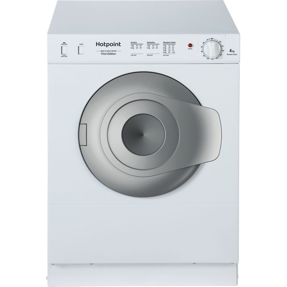 Hotpoint Freestanding tumble dryer NV4D 01 P (UK) : discover the specifications of our home appliances and bring the innovation into your house and family.