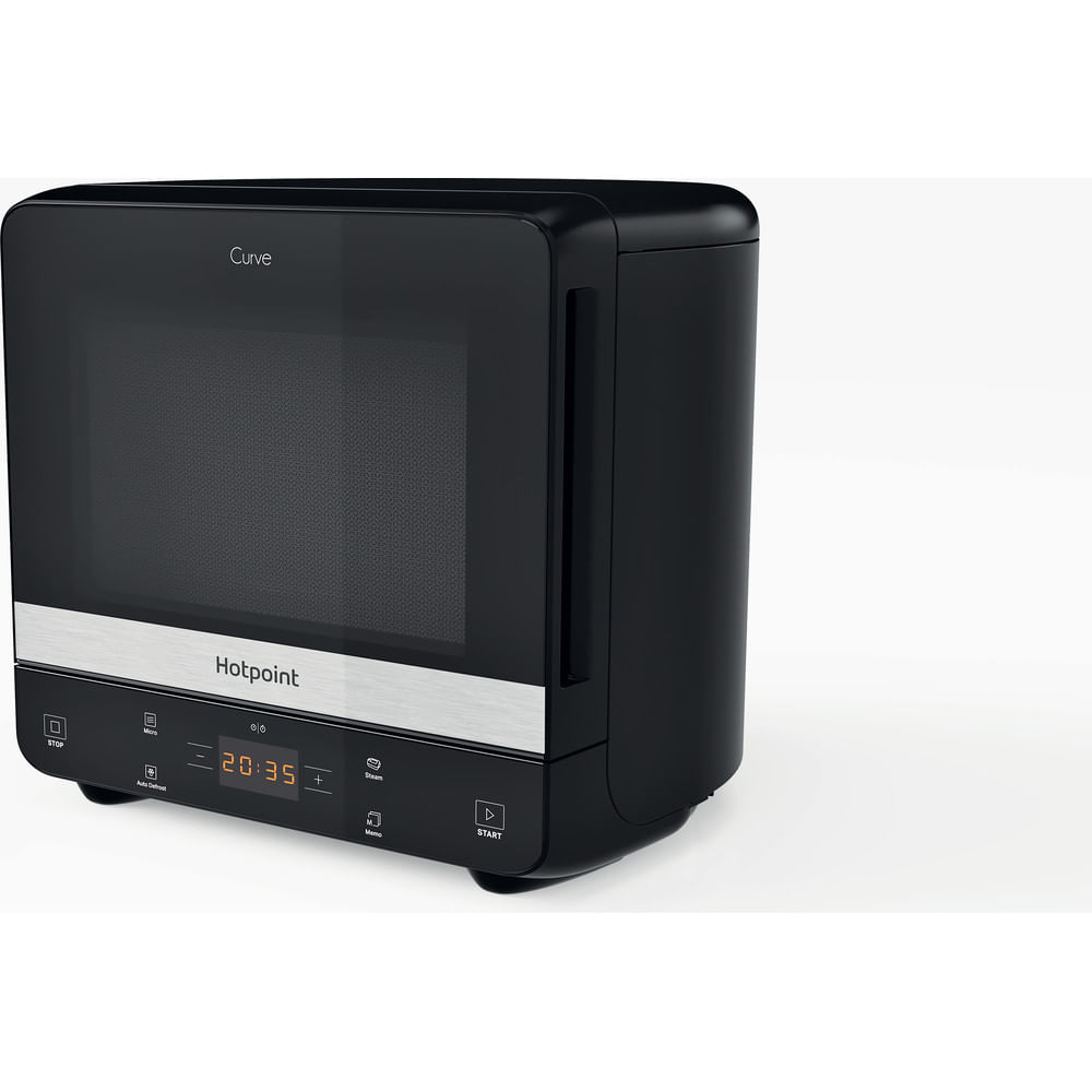 Hotpoint Freestanding Microwave oven MWHC 1335 MB : discover the specifications of our home appliances and bring the innovation into your house and family.