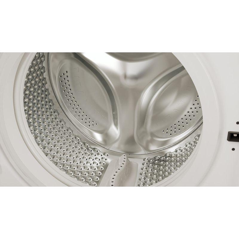 Hotpoint-Washer-dryer-Built-in-BI-WDHG-861484-UK-White-Front-loader-Drum