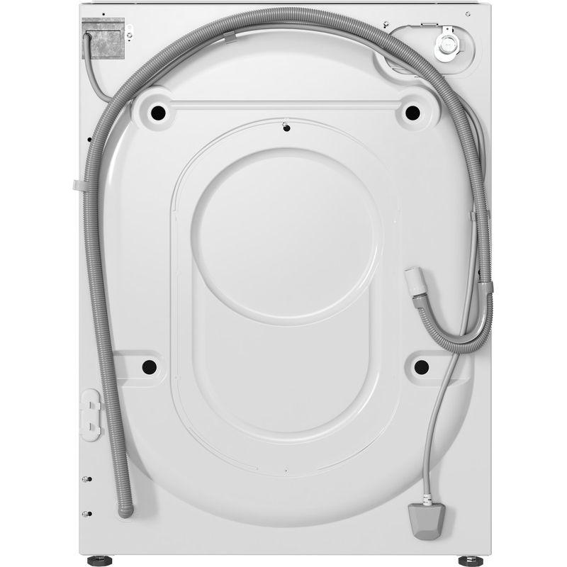 Hotpoint-Washer-dryer-Built-in-BI-WDHG-861484-UK-White-Front-loader-Back---Lateral