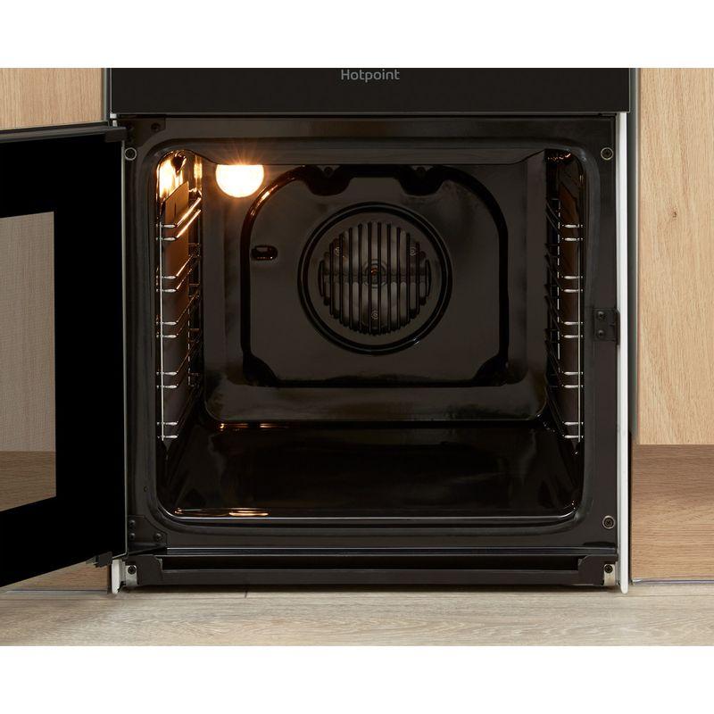 Hotpoint-Double-Cooker-HD5V93CCW-UK-White-A-Vitroceramic-Cavity
