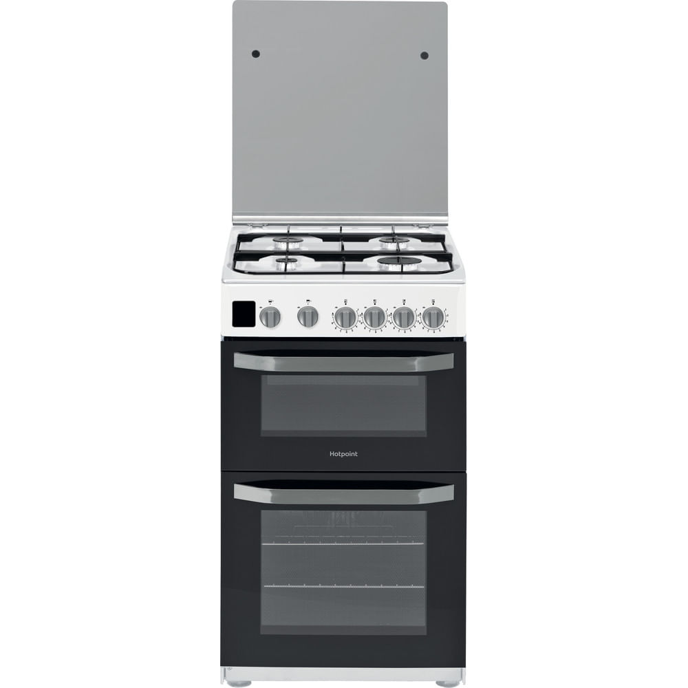 Hotpoint Double Cooker HD5G00CCW/UK : discover the specifications of our home appliances and bring the innovation into your house and family.