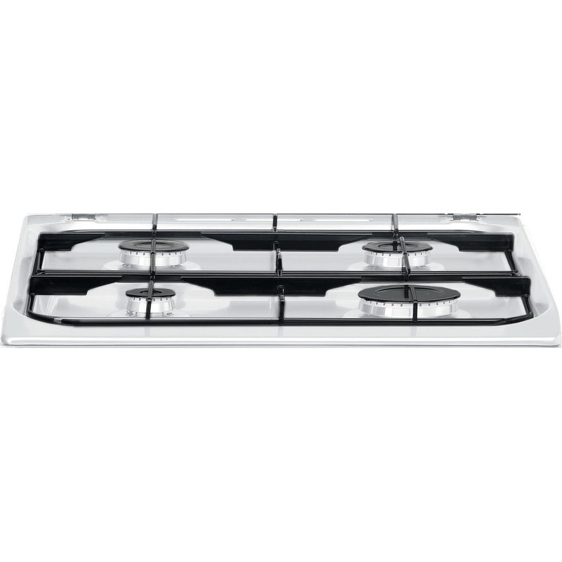 Hotpoint-Double-Cooker-HD5G00CCW-UK-White-A--Enamelled-Sheetmetal-Heating-element