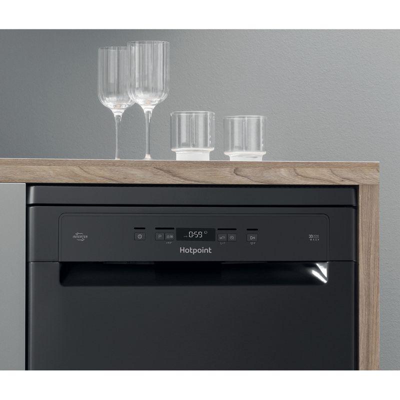 Hotpoint-Dishwasher-Free-standing-HFC-3C26-WC-B-UK-Free-standing-E-Lifestyle-control-panel