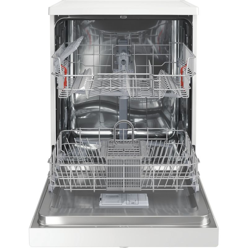 Hotpoint-Dishwasher-Free-standing-HFE-1B19-UK-Free-standing-F-Frontal-open