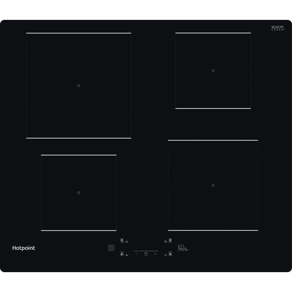 Hotpoint Induction Hob TQ 1460S NE : discover the specifications of our home appliances and bring the innovation into your house and family.