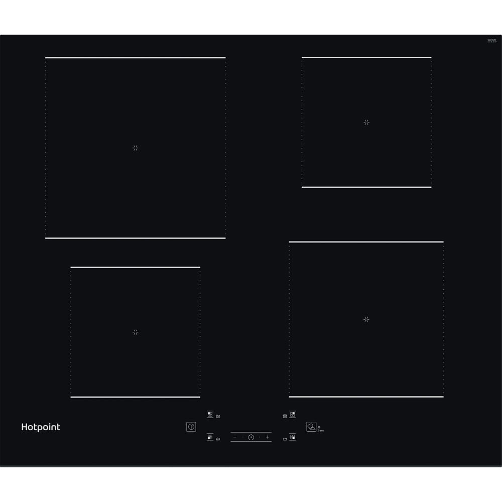 Hotpoint Induction Hob TQ 4160S BF : discover the specifications of our home appliances and bring the innovation into your house and family.