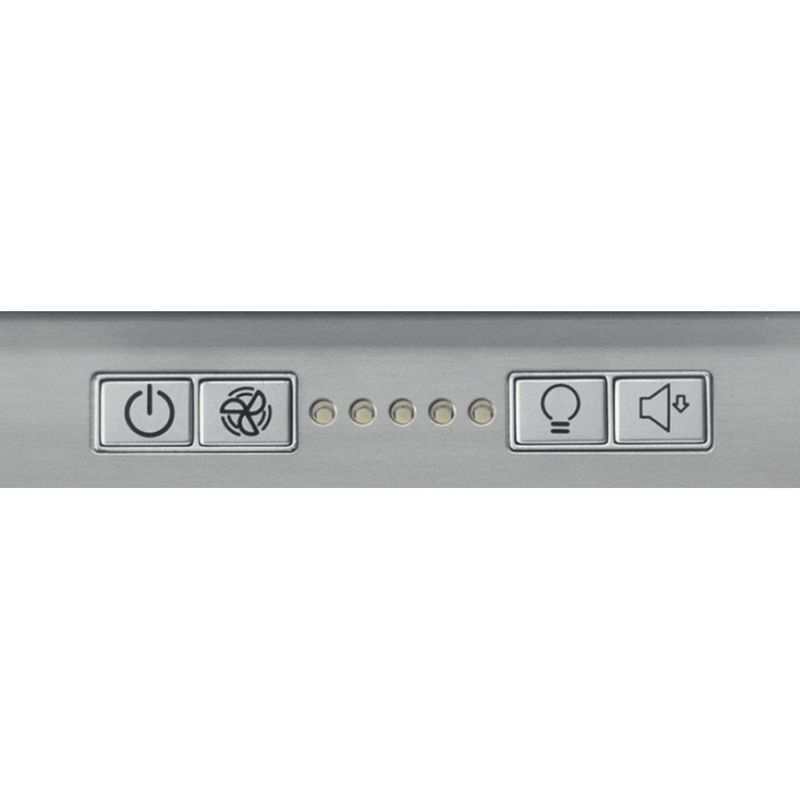 Hotpoint-HOOD-Built-in-UIF-9.3F-LB-X-Inox-Island-Electronic-Control-panel