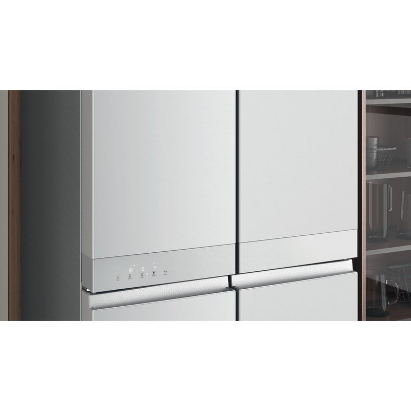 Hotpoint-Side-by-Side-Free-standing-HQ9-M2L-UK-Inox-Look-Lifestyle-perspective