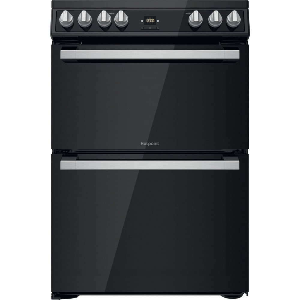 Hotpoint Double Cooker HDT67V9H2CB/UK : discover the specifications of our home appliances and bring the innovation into your house and family.